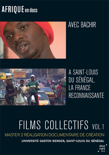 Films collectifs<br>Saint-Louis du Sénégal vol.1