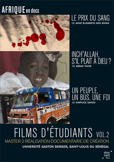 Films d'étudiants<br>Saint-Louis du Sénégal vol.2