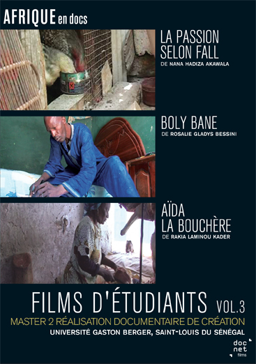 Films d'étudiants<br>Saint-Louis du Sénégal vol.3