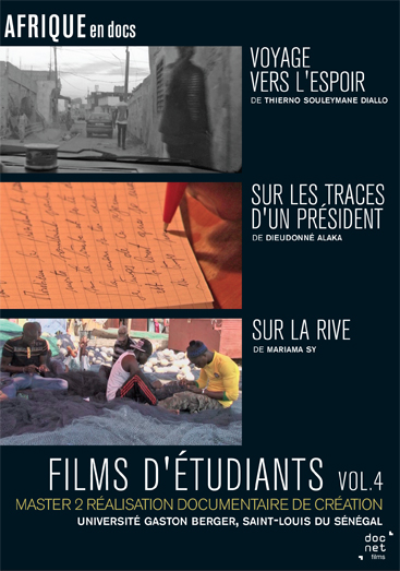 Films d'étudiants<br>Saint-Louis du Sénégal vol.4